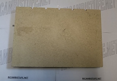 Schienale inferiore in vermiculite x stufe LH 2^ SERIE